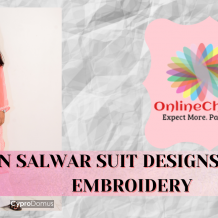 Chikan Suit Latest Design