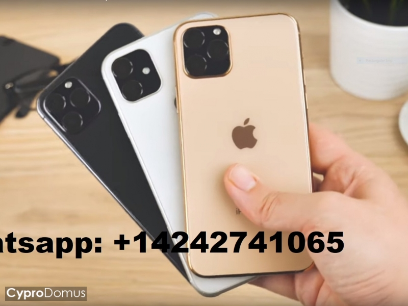 Wholesale For Apple iPhone 11, Apple iPhone 11 Pro Max 256GB / 512GB 4G Factory Unlocked 6.5