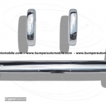 Triumph TR3A bumper (1957–1962) by stainless steel