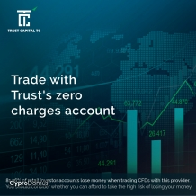 Trade with Trust's zero charges account